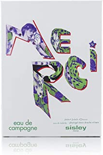 Sisley Eau De Campagne Coffret: Eau De Toilette Spray 100ml + Gentle Bath & Shower Gel 250ml 2pcs
