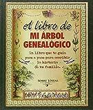 El Libro De Mi Árbol Genealógico (Sobre Líneas)...