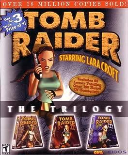 Tomb Raider Trilogy Starring Lara Croft (Tomb Raider I, II, III) - PC