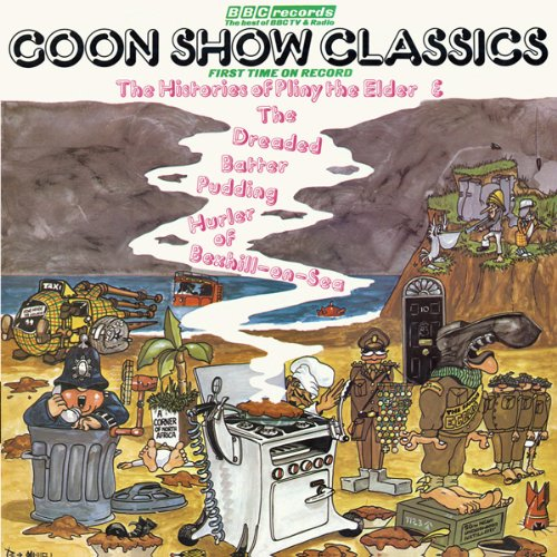 The Goon Show Classics, Volume 1 audiobook cover art
