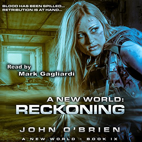 A New World: Reckoning cover art
