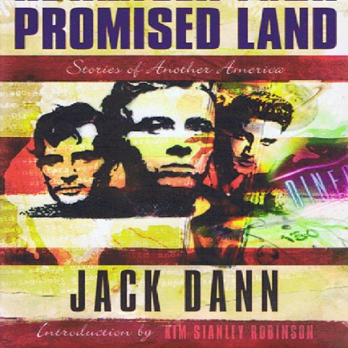 Promised Land audiobook cover art