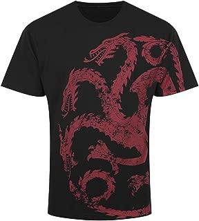 Game of Thrones Distressed Targaryen Sigil T-Shirt
