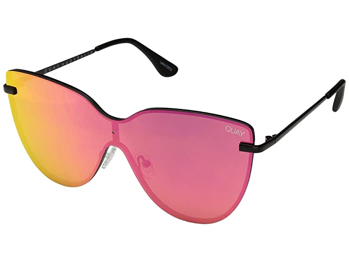 Daydream (Black/Pink) Fashion Sunglasses