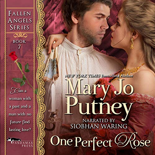 One Perfect Rose audiobook cover art