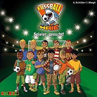 Spieler gesucht! (Fußball-Haie 1) Titelbild