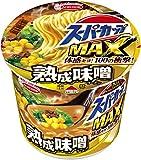 スーパーカップMAX みそラーメン 138g ×12食