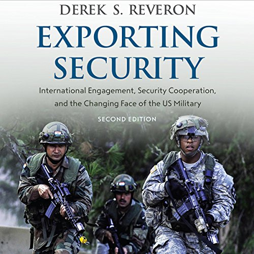 Exporting Security audiobook cover art
