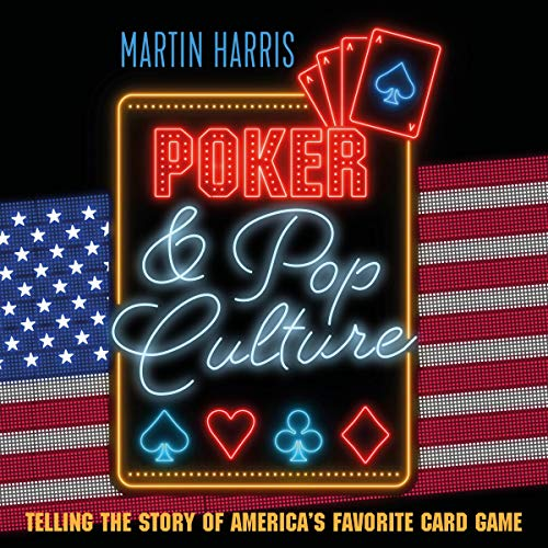 Poker and Pop Culture audiobook cover art