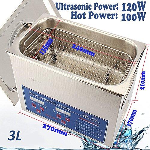 1.3-30L Ultrasonic limpiador por ultrasonidos aparato limpiador por ultrasonidos limpieza