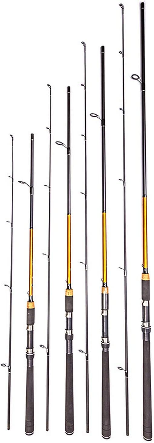 From Zero M Power Spinning Fishing 2.1m Super beauty product Award-winning store restock quality top Rods Lure 1.8m Wt.0-30g