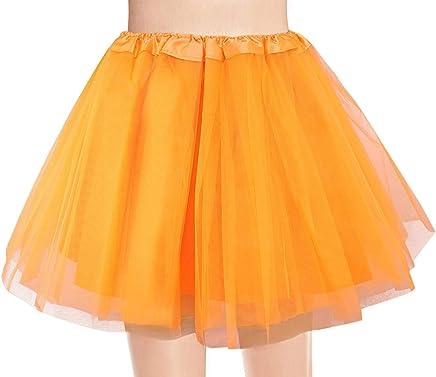 e9c4eef2d24bd Amazon.co.uk: Orange - Clothing / Ballet & Dancing: Sports & Outdoors