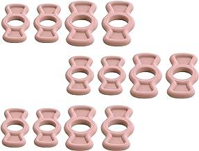 12 universella silikonförträngningsringar för män för Androvacuum Pump