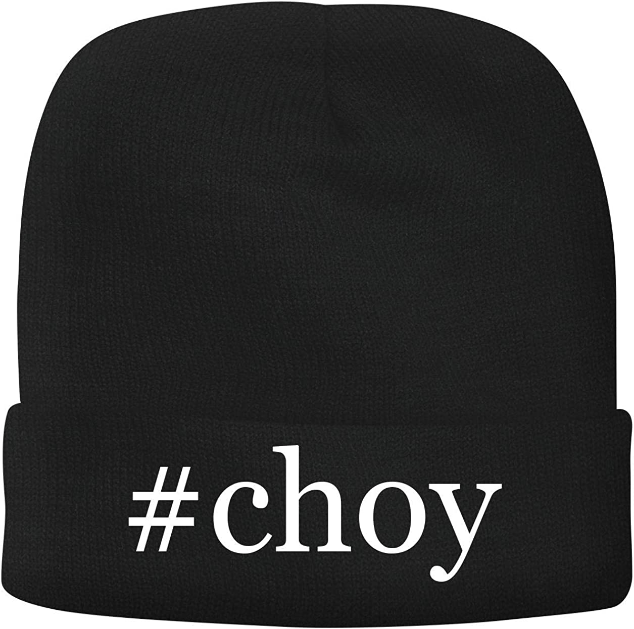BH Cool Designs #Choy - Comfortable Ranking Superior integrated 1st place Soft Hashtag Beanie Men's