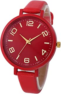 Luxury Brand Women Watches Casual Checkers Faux Leather Quartz Analog Women Wrist Watch Relogio Feminino