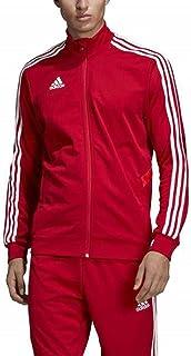 Men's Tiro 19 Track Suit (M Jacket/M Pant, Red/White)