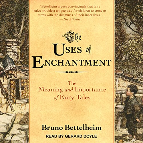 The Uses of Enchantment audiobook cover art