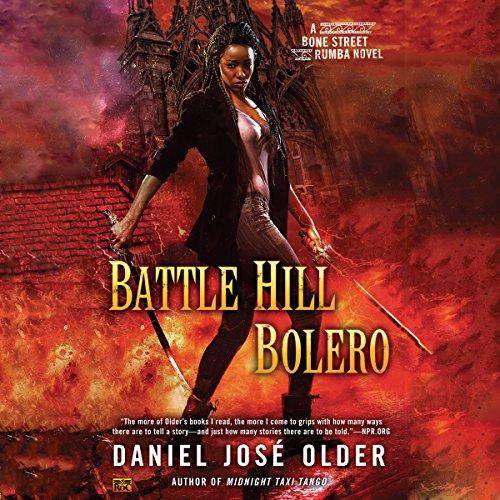 Battle Hill Bolero cover art