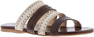 BED STU Womens Henna Teak Rustic Nectar Lux Leather 9 M