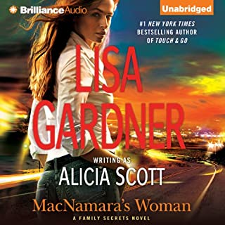 MacNamara's Woman audiobook cover art