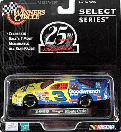artículos novedosos Dale Earnhardt 1999 1999 1999 Car by Hasbro  popular