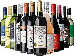 デイリーワイン 赤白合計12本 金賞入り特選ワイン12本セット