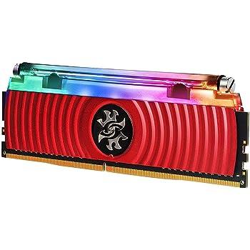 XPG Spectrix D80 Liquid-Cooled RGB 3600MHz 16GB (2x8GB) 228-Pin PC4-28800 CL18-20-20 Desktop U-DIMM Memory Retail Kit (AX4U360038G18A-DR80)