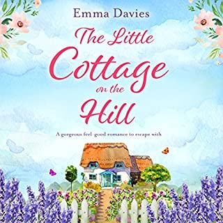 The Little Cottage on the Hill audiobook cover art