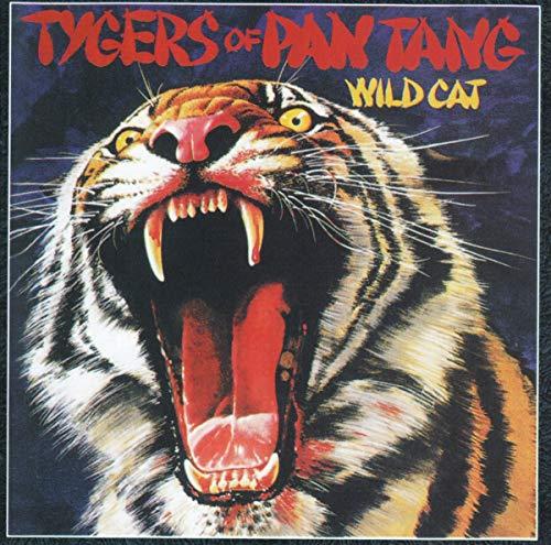 Tygers Of Pan Tang - Wild Cat + 8