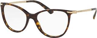 Bvlgari Women's BV4121 Eyeglasses Dark Havana 53mm