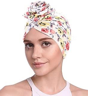 top knot turban pattern