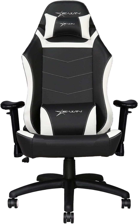 E-WIN Gaming 400 lb 休み Big and Racing Office 通常便なら送料無料 S Ergonomic Chair Tall