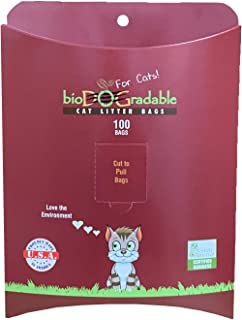 alternative to plastic bags for kitty litter