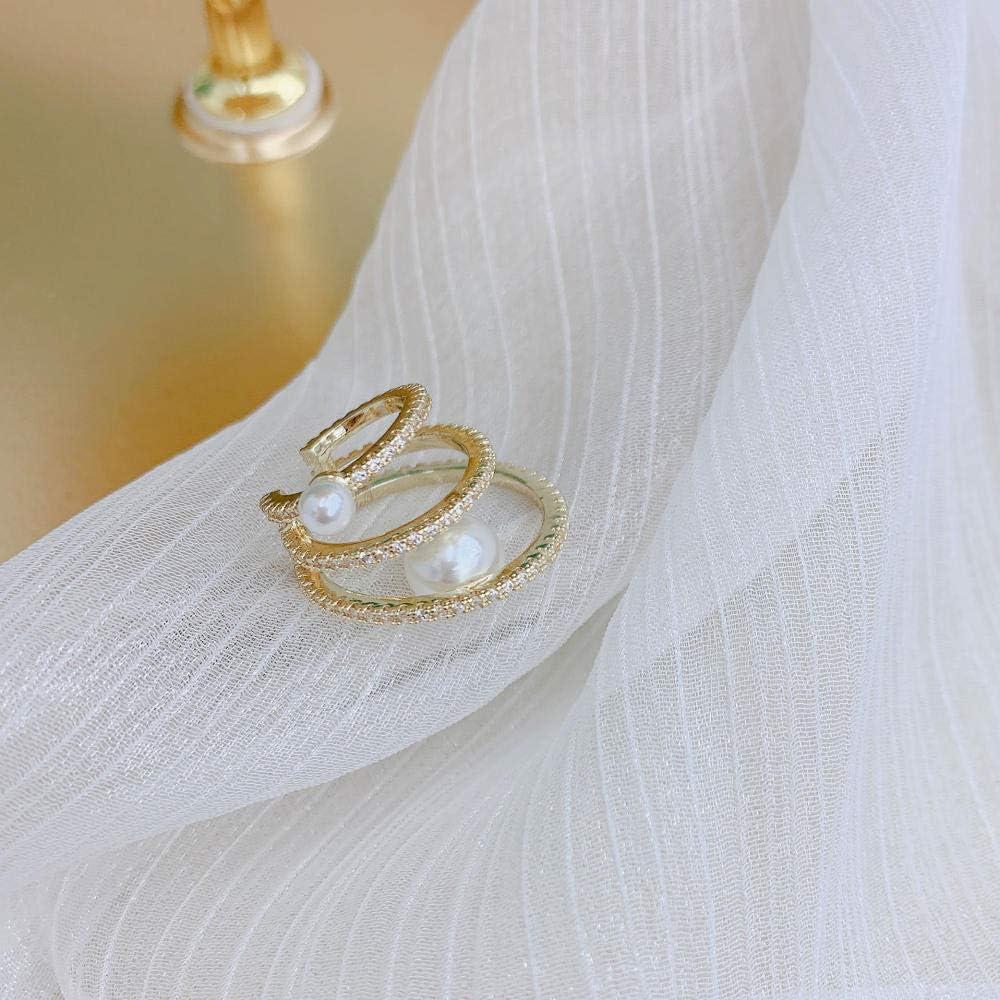 Inlaid Zircon Single Earrings Fashion Jacksonville Mall Over item handling ☆ Personalized Earr