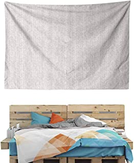 HuaWuChou Hand Drawn Hipster Tapestry DIY, Wall Hanging for Bedroom Living Room Dorm, 10W x 8L Inches