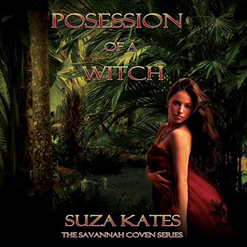 Possession of a Witch audiobook cover art