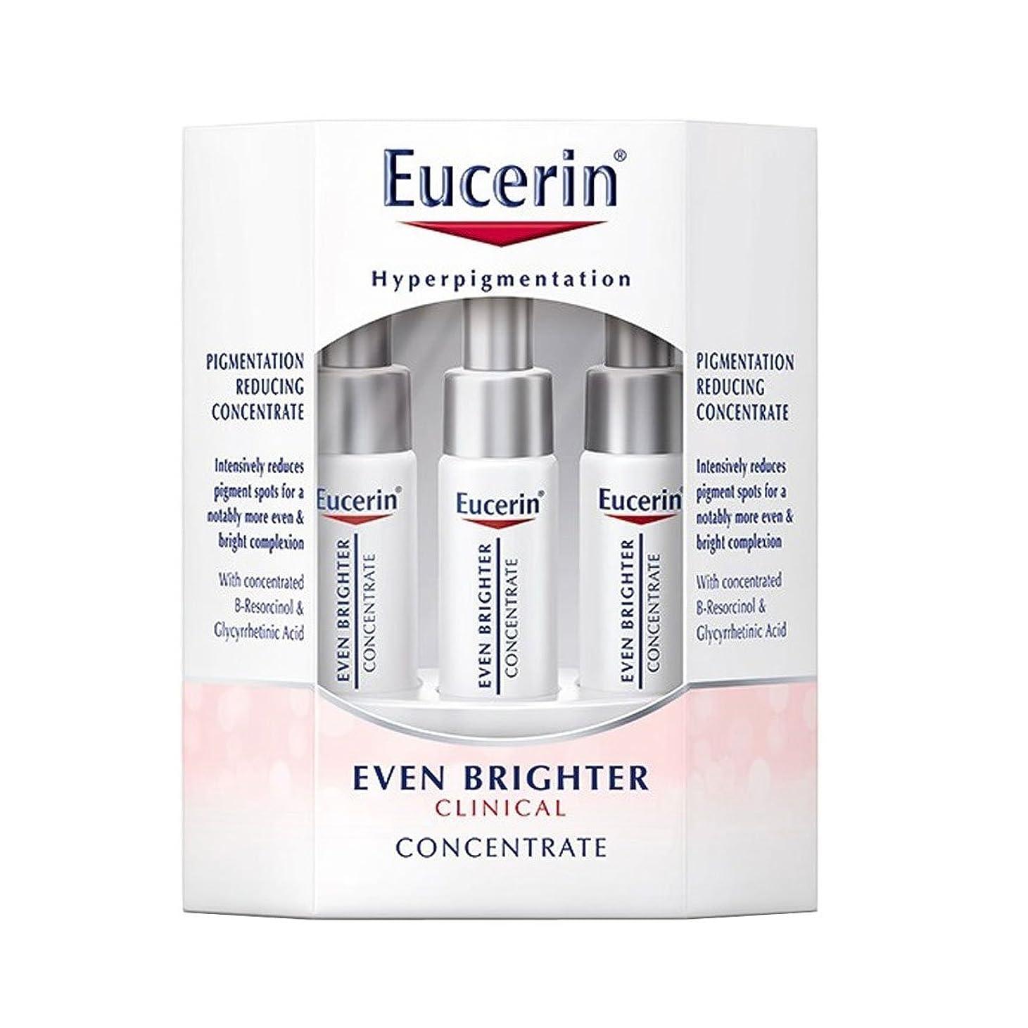 分散改革使用法Eucerin Even Brighter Concentrate 6x5ml [並行輸入品]