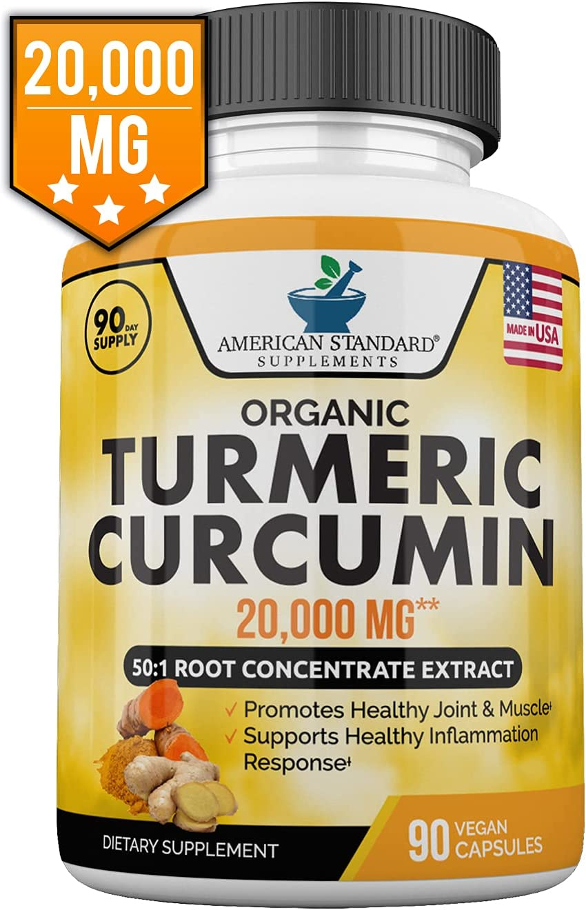 Organic Turmeric Root 20 It is very popular Bla 000mg Ranking TOP6 Ginger with