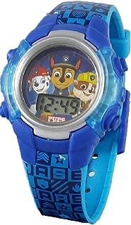 Paw Patrol Little Boy's Digital Blue Light up Watch