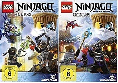 LEGO Ninjago - Staffel 3 (2 DVDs)