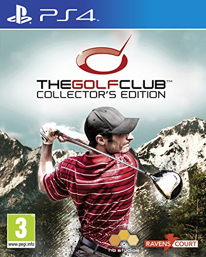 The Golf Club Collector's Edition (Playstation 4) [UK IMPORT]
