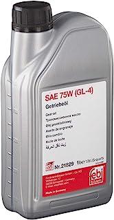 febi bilstein 21829 transmissieolie SAE 75W (GL-4), 1 liter