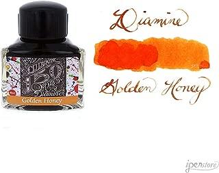 Diamine 40ml Golden Honey Fountain Pen Ink - 150 Year Anniversary Edition
