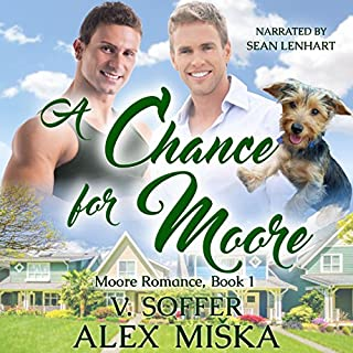 A Chance for Moore audiobook cover art