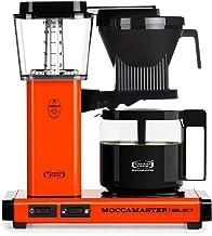 Moccamaster Filter koffiezetapparaat KBG 741 Select Kleur: Oranje