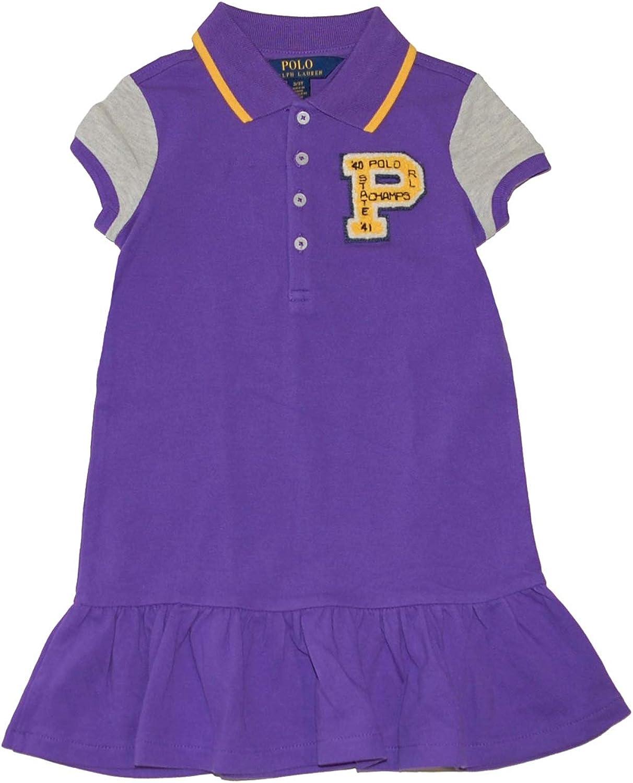 Ultra-Cheap Deals Ralph Lauren Polo Girls Dress Crested Free Shipping New Rugby