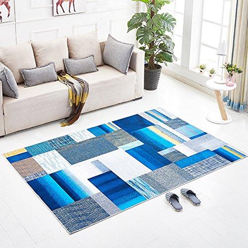 LiuJF graffiti-stijl tapijt, woonkamer sofa nachtdeken thee tafelset baby klimmat huishouden vloermat lengte 40-140 cm 140 * 200CM F