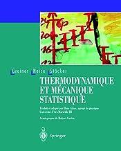 Thermodynamique et mécanique statistique (French Edition)