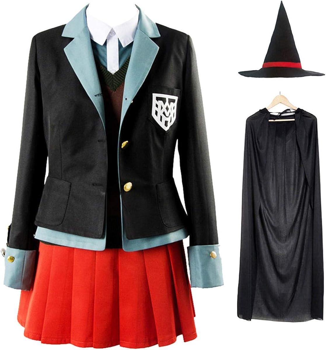 MIAOCOS Cheap bargain Yumeno Over item handling ☆ Himiko Cosplay Danganronpa Costume Dress Schoo JK