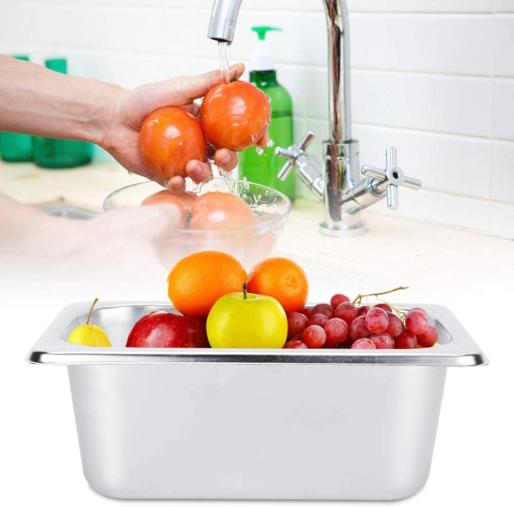 Serving Basin Stainless Steel free shipping Anti for -Rust Ranking TOP18 f Pots Buffet